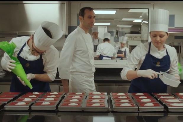 """Road movie américain en food truck pour le """"meilleur pâtissier du monde"""""""