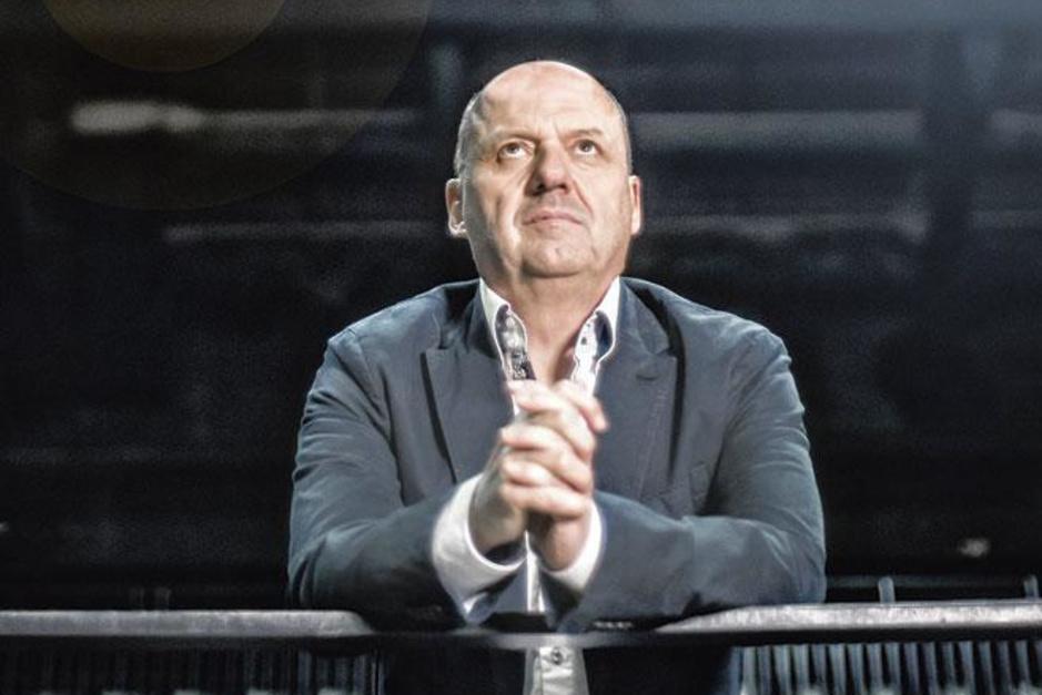 Jan Van Esbroeck (CEO Sportpaleis Group):  'Als we dit overleven, ziet de toekomst er rooskleurig uit'