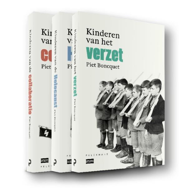 Kinderen van de collaboratie, het verzet en de Holocaust