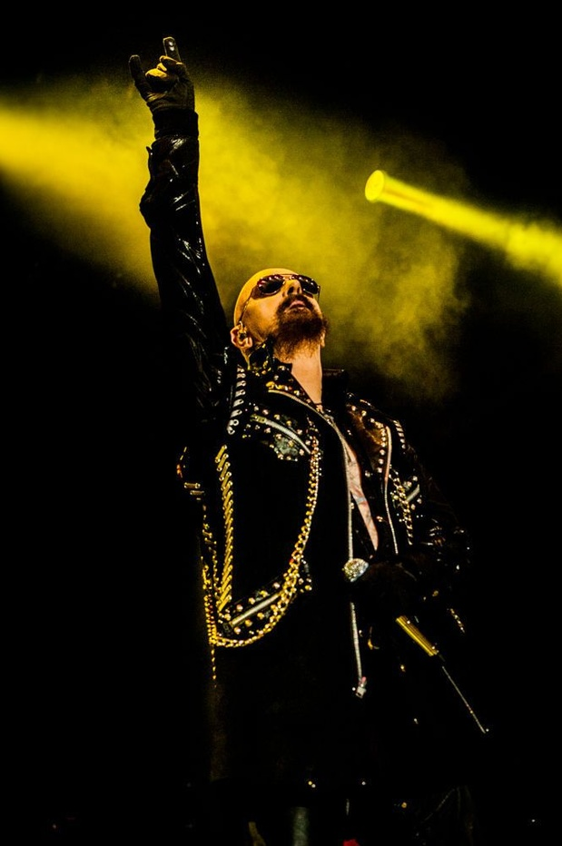 Judas Priest eerste headliner van Graspop Metal Meeting 2022