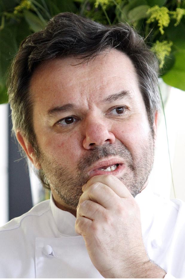 Le célèbre chef français Michel Troisgros*** réclame 1,6 million d'euros à son assurance pour les pertes liées au covid