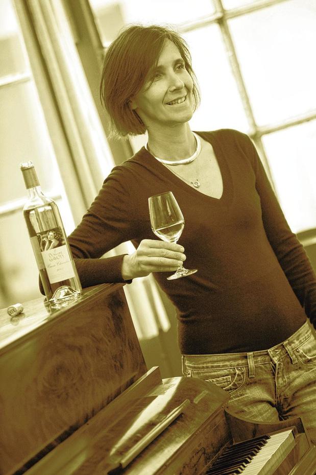 Derrière un vin, il y a une femme. La preuve avec Roselyne Gavoty