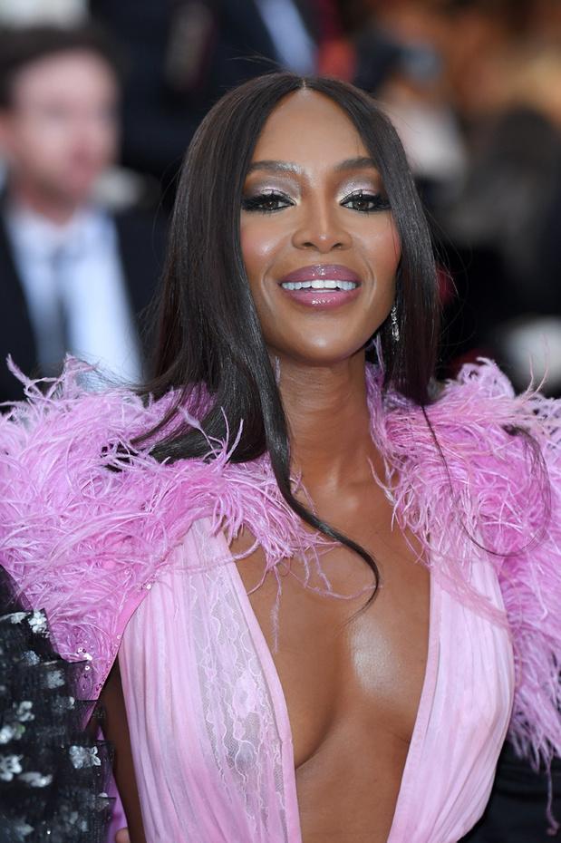 "Naomi Campbell désignée ""icône de la mode"""