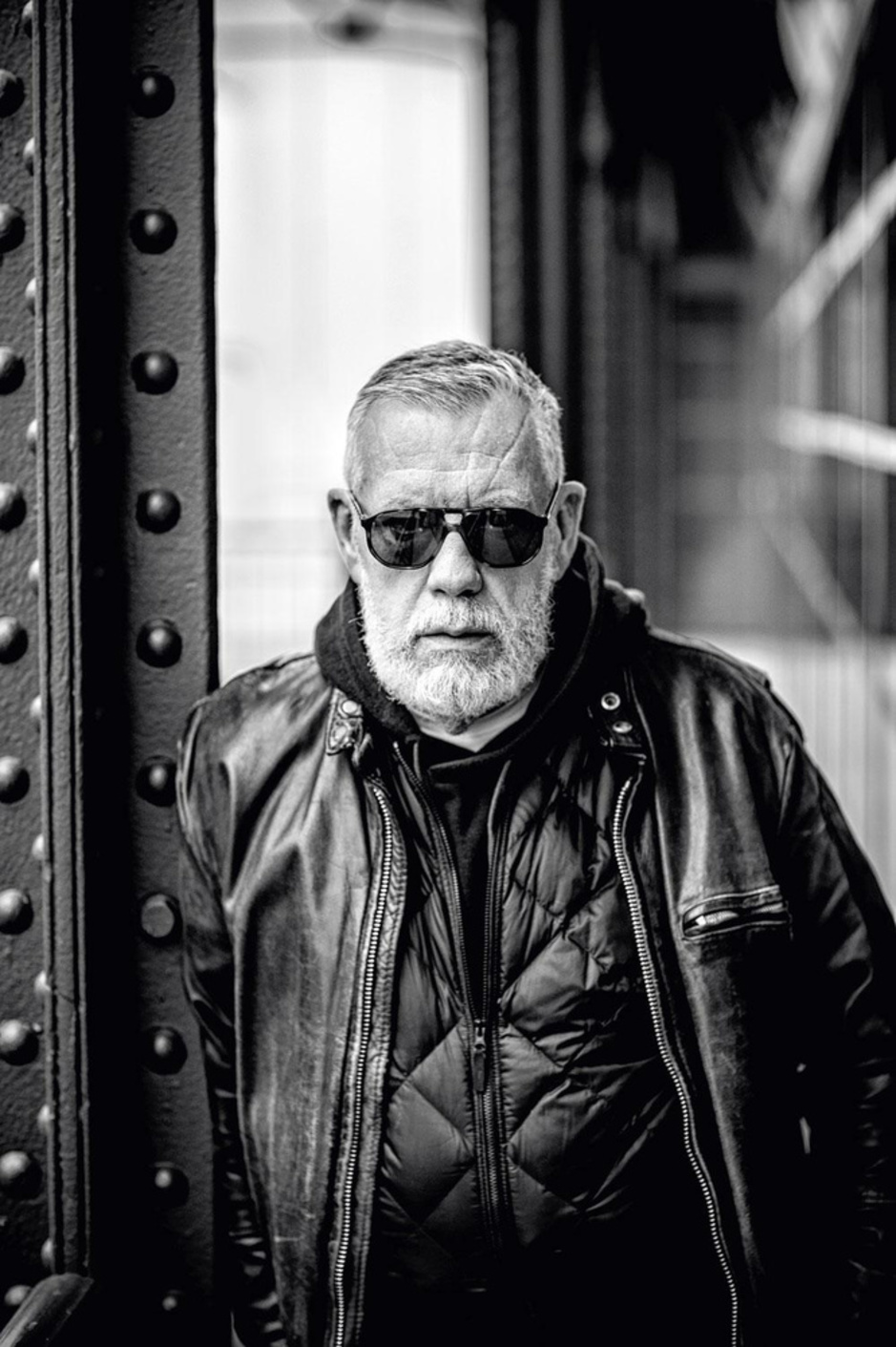 Profil XXL: le chemin de mode transgressif de Jean Colonna