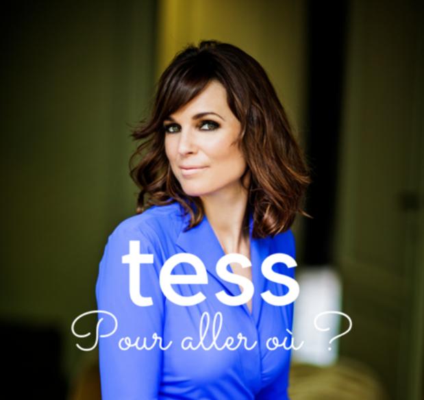Tess Goossens lanceert 'Pour aller où ?'