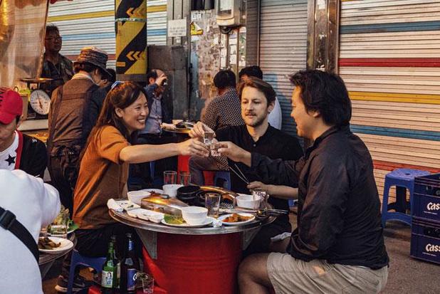 De zomer van chef-kok Ae Jin Huys: 'Ik reis elk jaar naar Korea om me bij te scholen'