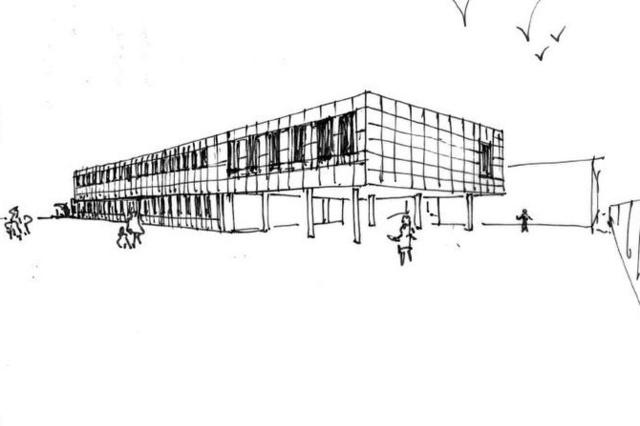 Nieuwbouw en renovatie zullen Mandelbloesem in Oostrozebeke laten zweven - Krant van Westvlaanderen