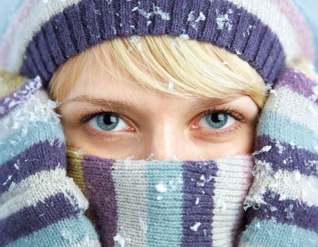 Hoe reageert ons lichaam op koude?