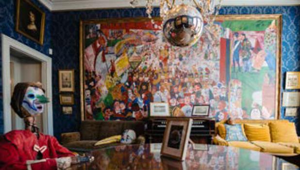 La maison de James Ensor
