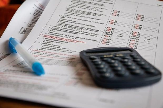 Steeds meer Belgen geven giften aan op belastingbrief