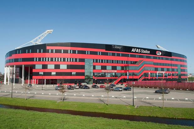 AZ mag zondag tegen Ajax voor eerste keer opnieuw in eigen stadion spelen