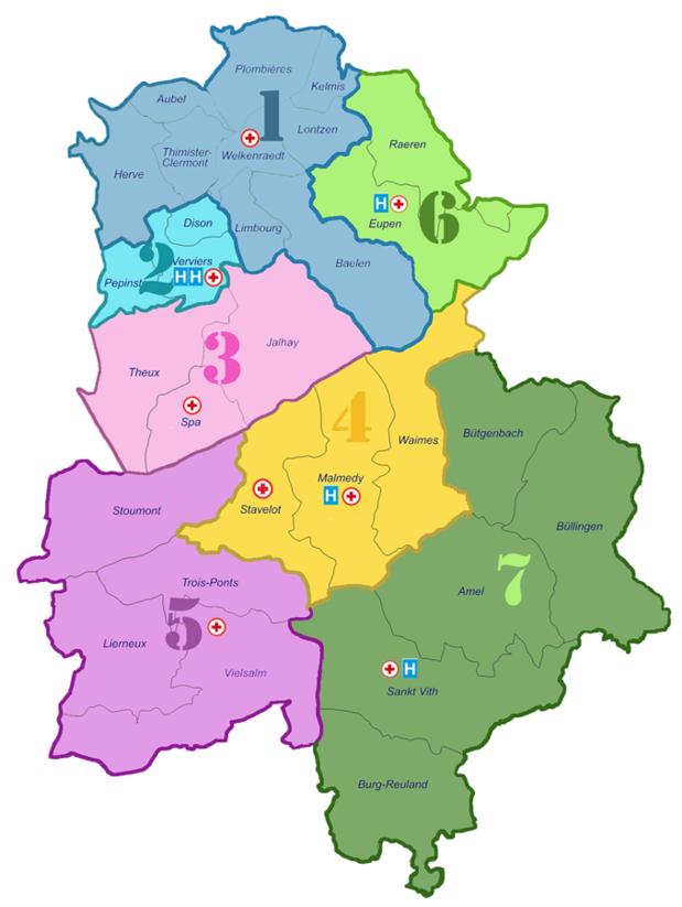 Le 1713 totalement opérationnel dans la région de l'Est