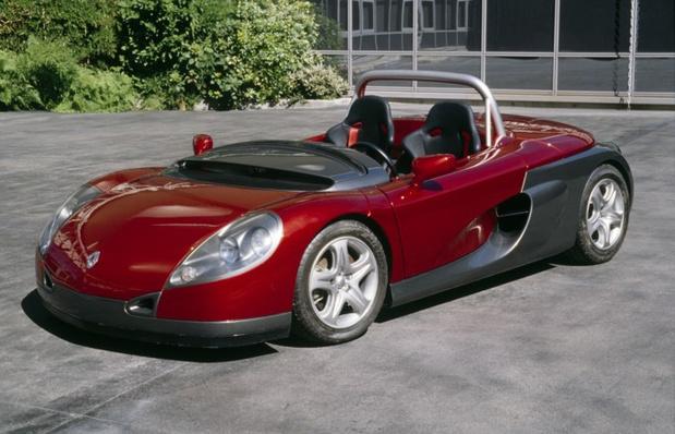 Le Renault Spider fête ses 25 ans