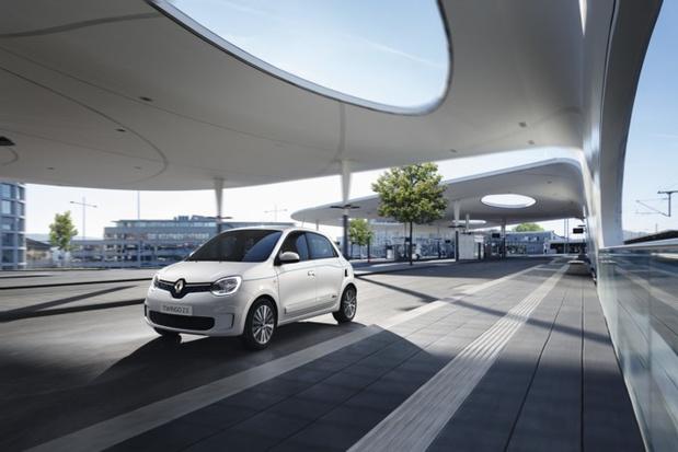 Renault maakt tarieven van Twingo Z.E. bekend