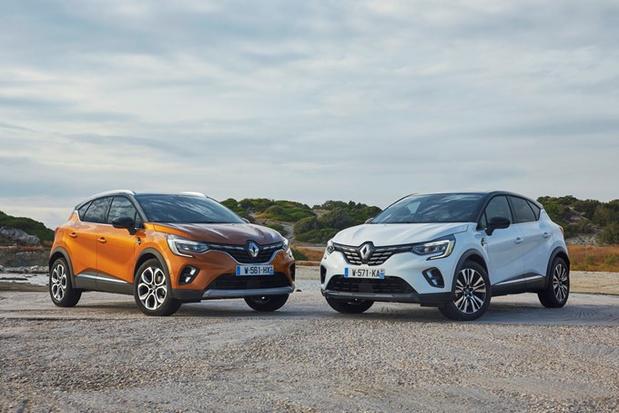Nouvelle motorisation LPG pour les Renault Clio et Captur
