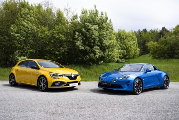 Renault Sport Cars devient Alpine Cars