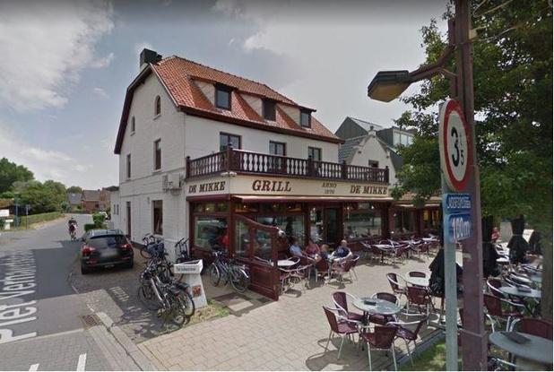 Restaurant De Mikke in Oostduinkerke tijdelijk gesloten door coronabesmetting
