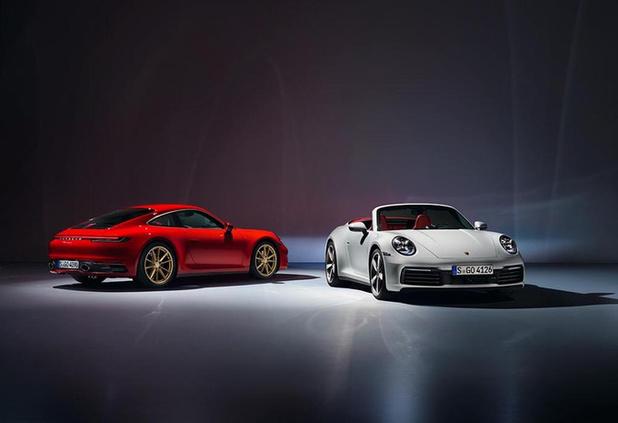 Porsche lance la 911 de base