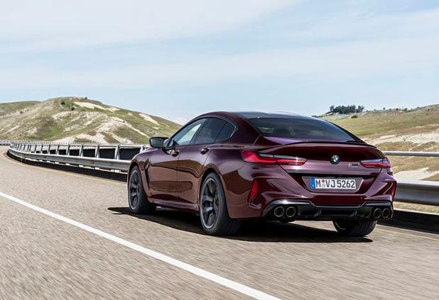 BMW 8 Gran Coupé krijgt ook M-versie