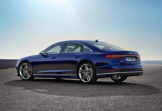 Nieuwe Audi S8 is hybride