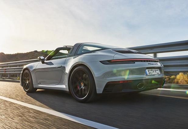 Porsche 911 krijgt GTS-variant