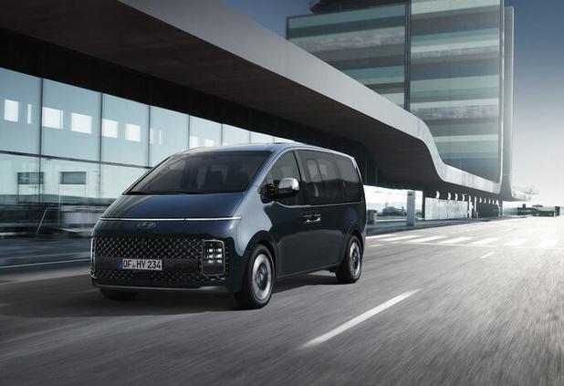 Hyundai Staria biedt ruimte én luxe