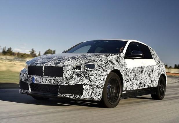 BMW toont nieuwe 1 Reeks