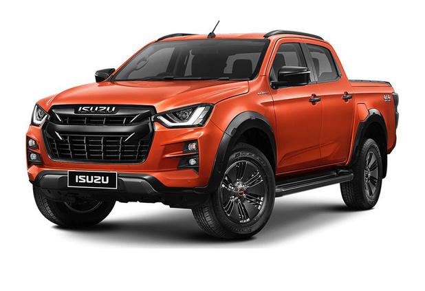 Voici le nouveau pick-up Isuzu D-Max