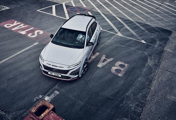 Hyundai Kona krijgt sportieve N-versie