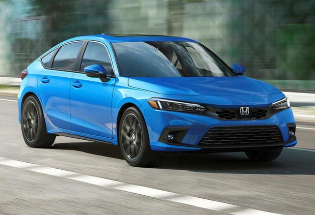Honda onthult nieuwe Civic hatchback