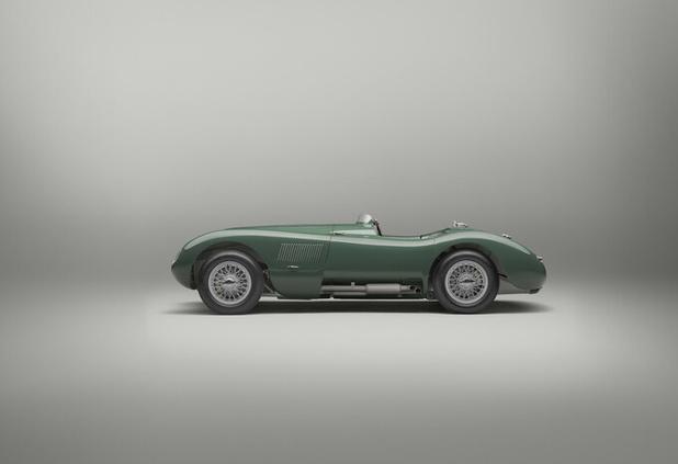 Jaguar bouwt een nieuwe oldtimer