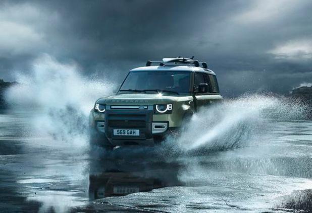 Land Rover lanceert nieuwe Defender