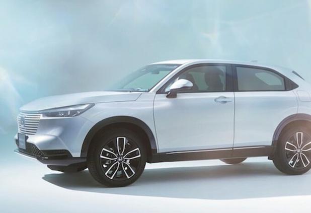 Honda onthult nieuwe HR-V