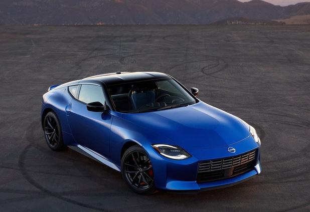 Nissan lanceert nieuwe Z