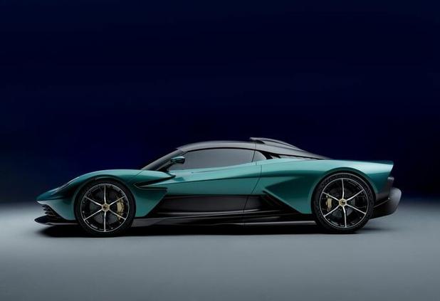 Aston Martin Valhalla is productieklaar