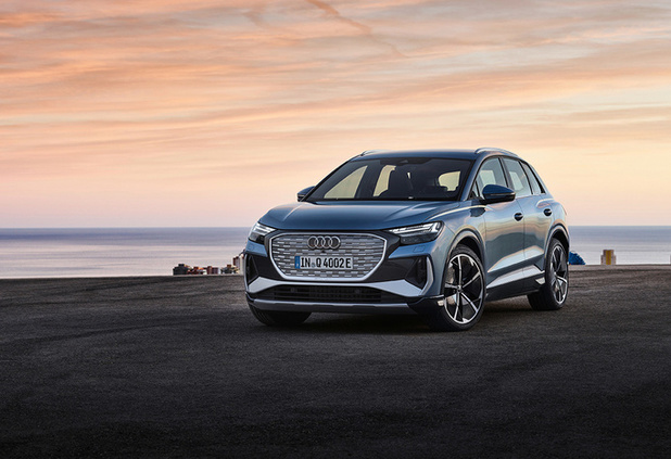 Audi lanceert elektrische Q4 E-Tron