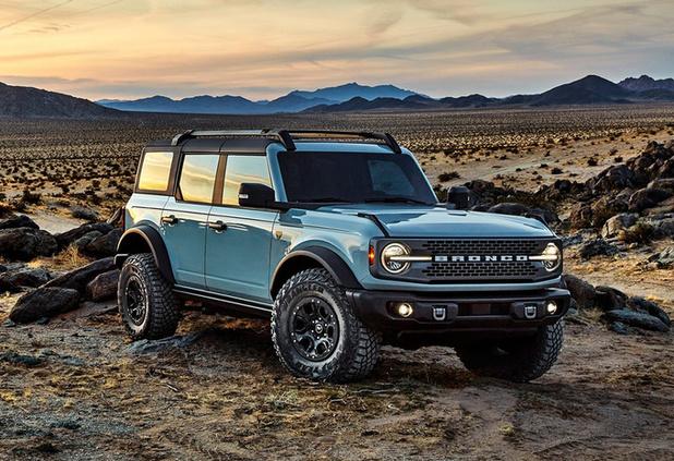 Ford Bronco, le retour d'un pionnier