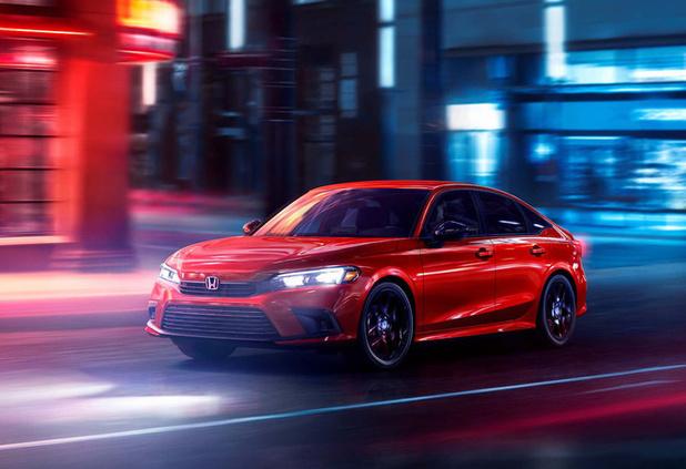 Honda onthult nieuwe Civic
