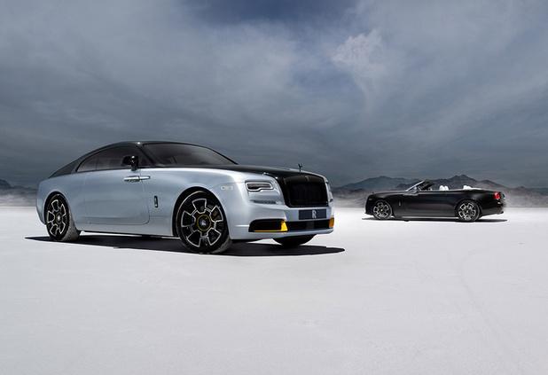 Rolls-Royce eert snelheidsduivel