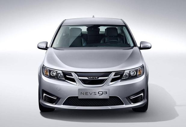 La Saab 9-3 électrique prête pour la Chine