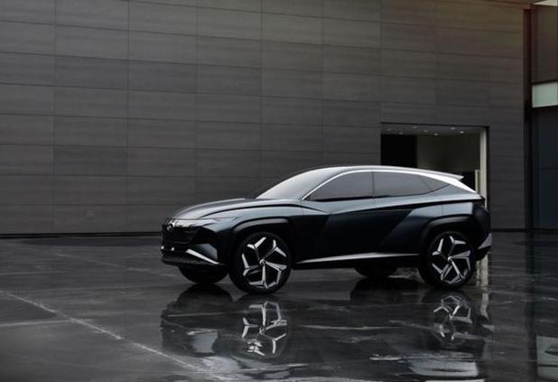 Hyundai présente le concept car Vision T