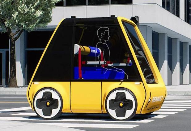 Höga: een elektrische wagen als bouwpakket