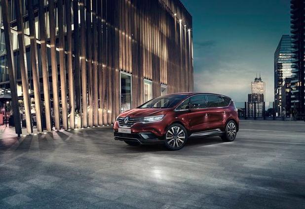Coup de jeune pour le Renault Espace