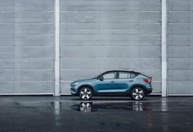 Volvo lanceert tweede elektrisch model: C40 Recharge