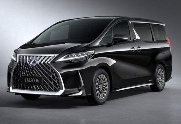 Luxueus vervoer in Lexus LM