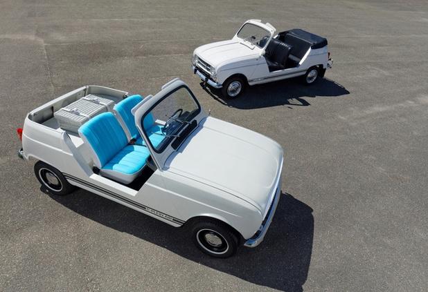 Renault 4 maakt elektrische comeback