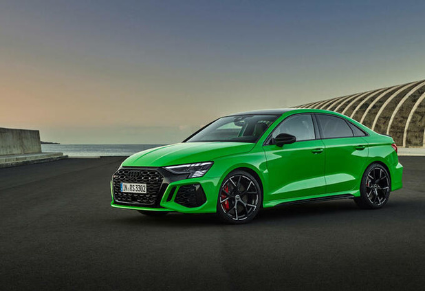 Audi onthult sportieve RS3
