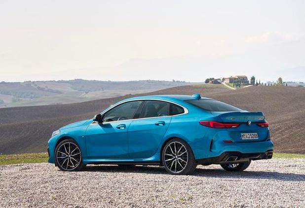 BMW 2-Reeks nu ook als Gran Coupé