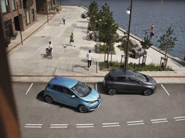 Renault verkocht het meeste elektrische voertuigen in Europa