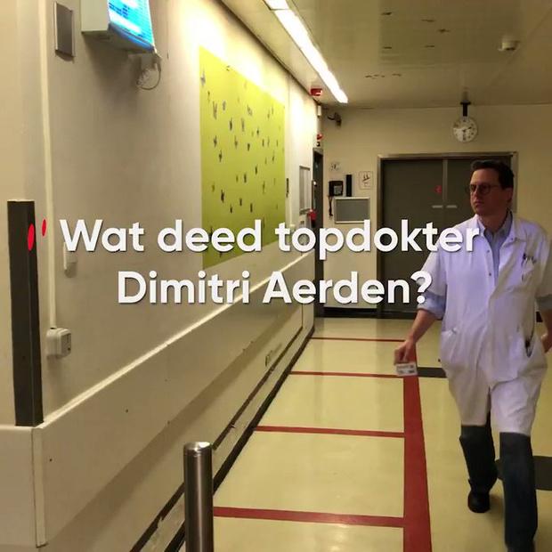 Wat deed dokter Dimitri Aerden? Het mysterie is opgelost